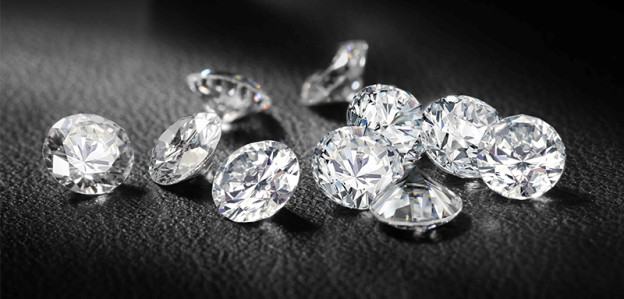 The 4 Cs of diamond quality